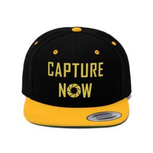 Capture Now Flat Bill