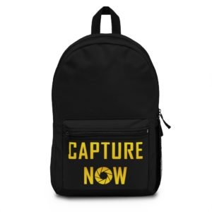 KGP Capture Now Backpack (Made in USA)