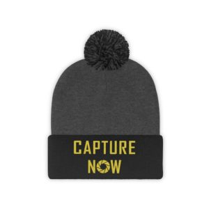 Capture Now Knit Beanie