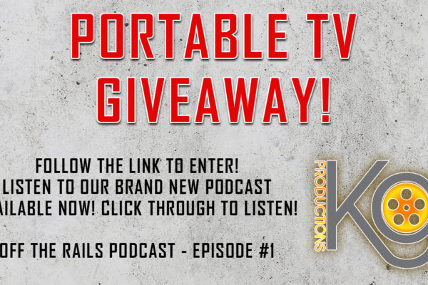 The OTR Podcast - Episode #1 Out Now - Enter Our New Giveaway CLICK HERE